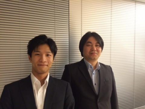 CTC 川口さん(右)、山岸さん