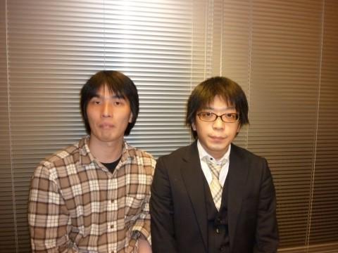 金融エンジニアリング・グループ 原田さん(左)と黒柳さん